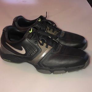 Like NEW Nike Men's Lunar Saddle Golf Shoes